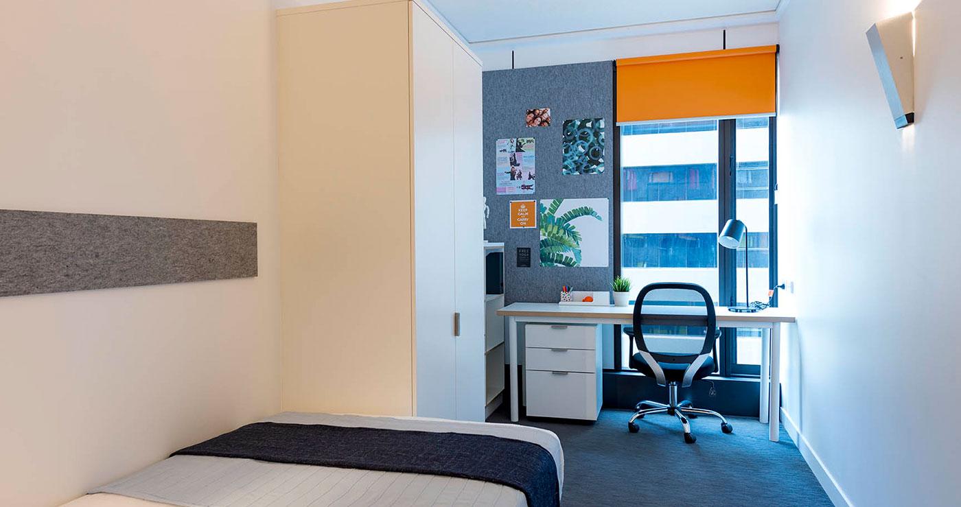 6-Bedroom Share Bathroom Brisbane City
